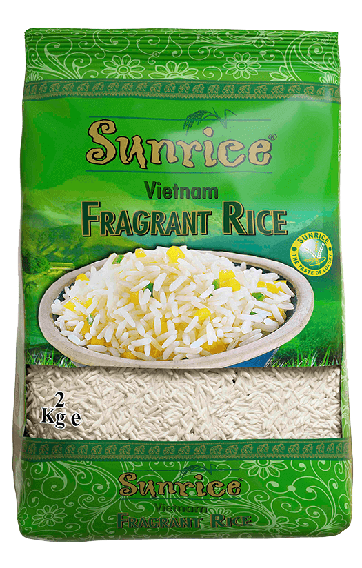 World of Sunrice - #1 Tasty and Nutritious Rice